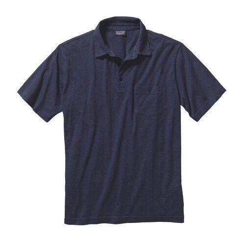 メンズ・スクイーキー・クリーン・ポロ, Navy Blue (NVYB)