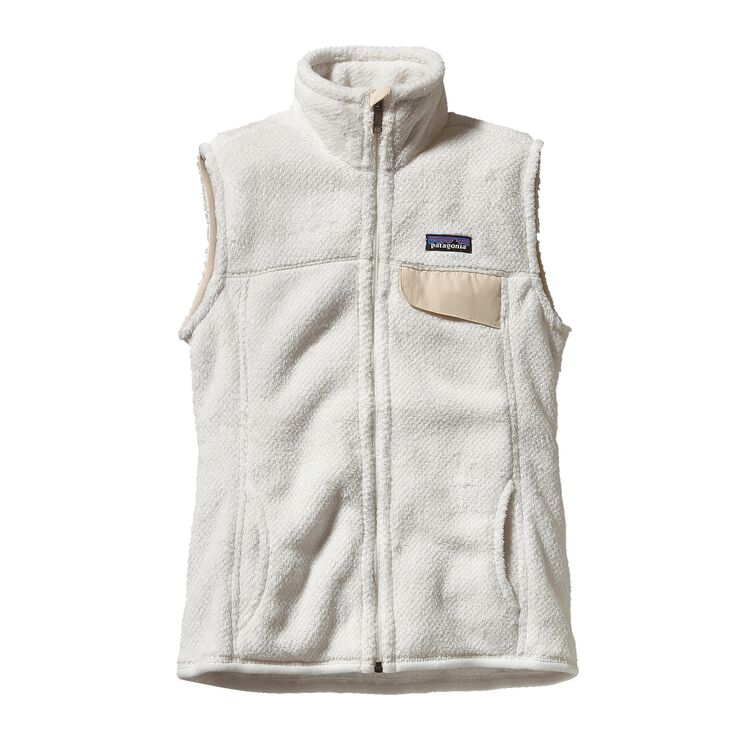 W'S RE-TOOL VEST, Raw Linen - White X-Dye (RWX)