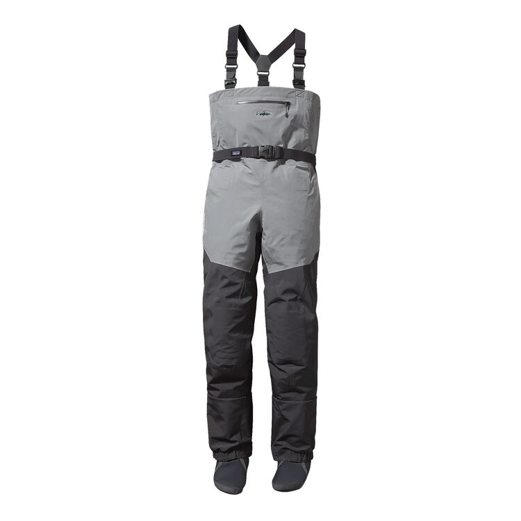 M'S RIO GALLEGOS WADERS - SHORT, Forge Grey (FGE)