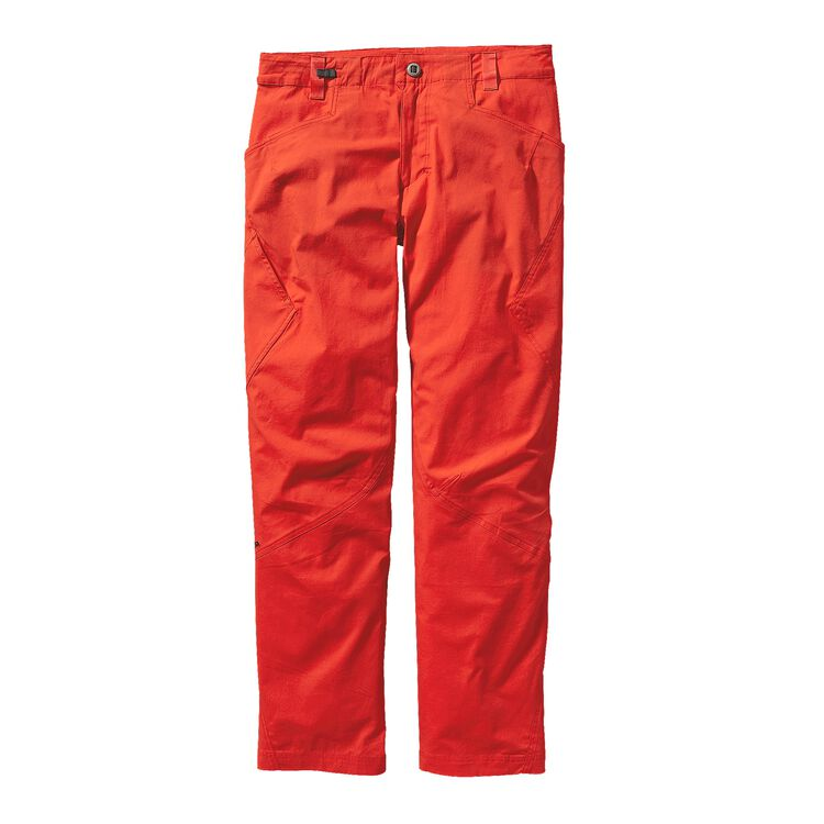 メンズ・ベンガ・ロック・パンツ, Turkish Red (THR)