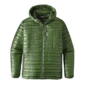 M's Ultralight Down Hoody, Buffalo Green (BUFG)