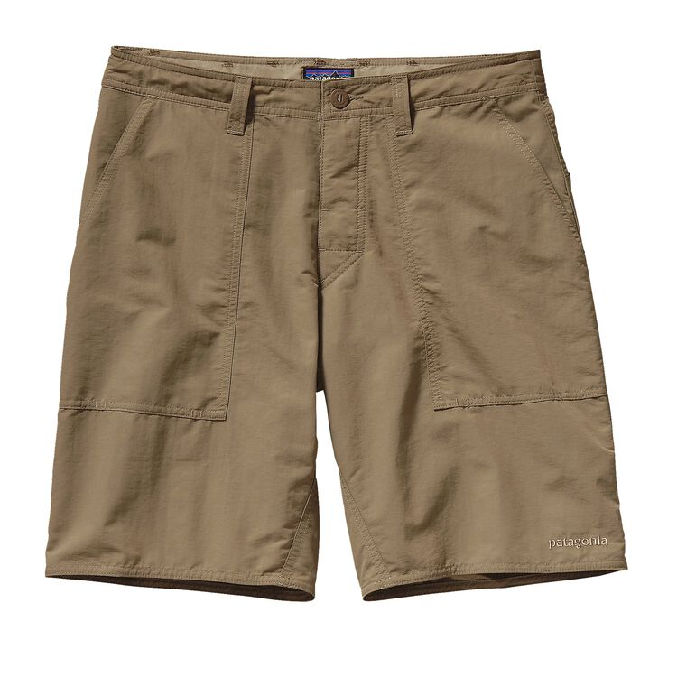 M'S WAVEFARER STAND-UP SHORTS - 20 IN., Ash Tan (ASHT)