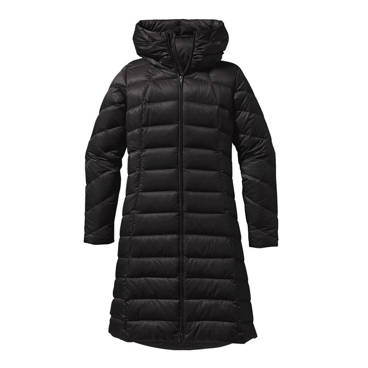W'S DOWNTOWN PARKA, Black (BLK)