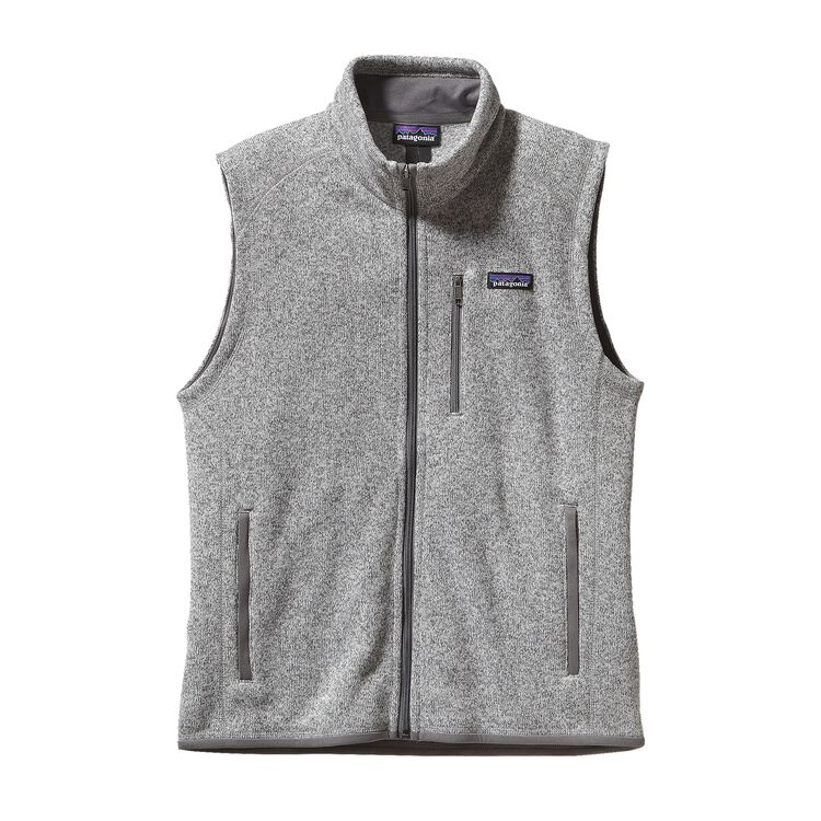 M'S BETTER SWEATER VEST, Stonewash (STH)