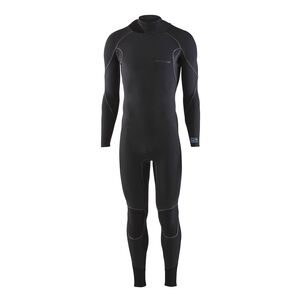 M's R1® Yulex™ Back-Zip Full Suit, Black (BLK)