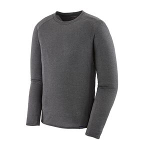 M's Capilene® Thermal Weight Crew, Forge Grey - Feather Grey X-Dye (FGX)