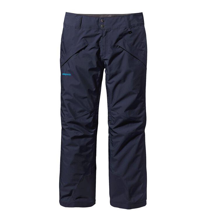 メンズ・スノーショット・パンツ(レギュラー), Navy Blue w/Grecian Blue (NBGB)