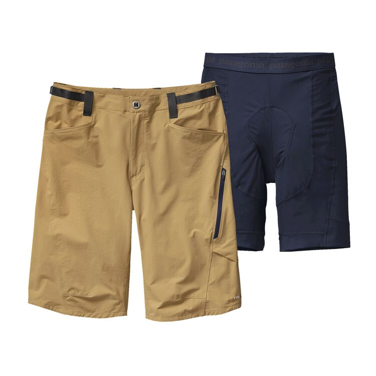 M'S DIRT CRAFT BIKE SHORTS, Rattan (RATN)