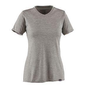 W's Capilene® Daily T-Shirt, Drifter Grey (DFTG)