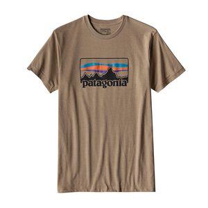 メンズ・'73 ロゴ・コットン/ポリ・Tシャツ, Mojave Khaki (MJVK)