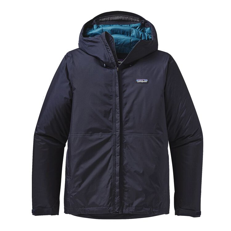 M'S INSULATED TORRENTSHELL JKT, Navy Blue (NVYB)