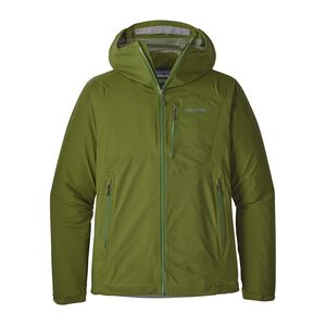 M's Stretch Rainshadow Jacket, Sprouted Green (SPTG)
