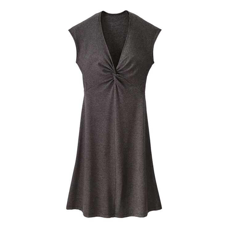 W'S SEABROOK BANDHA DRESS, Ink Black (INBK)