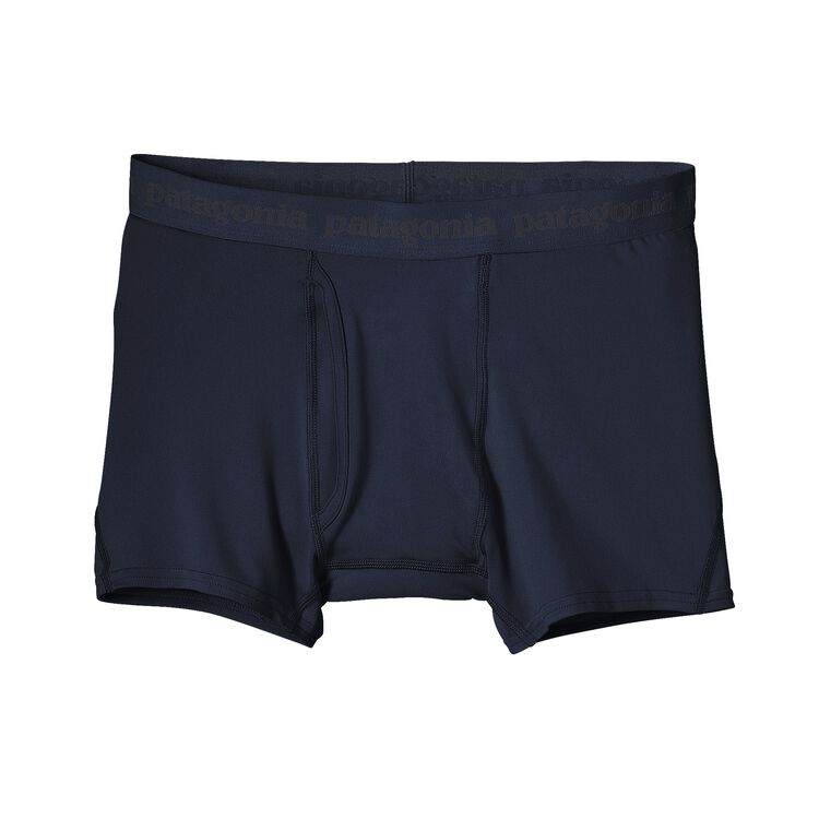 M'S CAP DAILY BOXER BRIEFS, Navy Blue (NVYB)