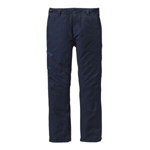 M's Simul Alpine Pants, Navy Blue w/Navy Blue (NVNV)