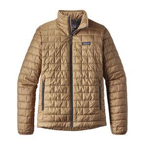 M's Nano Puff® Jacket, Mojave Khaki (MJVK)