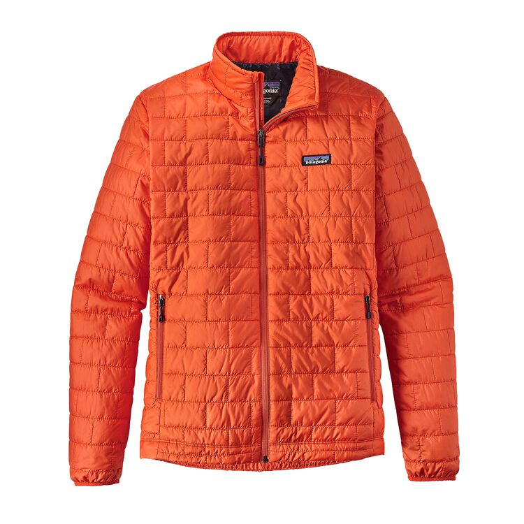 M'S NANO PUFF JKT, Paintbrush Red (PBH)