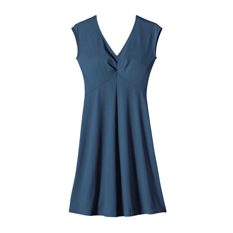 ウィメンズ・バンダ・ドレス, Glass Blue (GLSB)