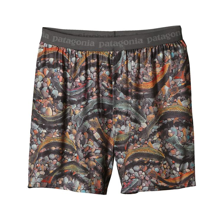 M'S CAP DAILY BOXERS, Trophy Trout: Forge Grey (TYFG)