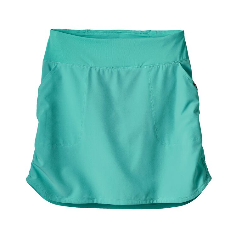 W'S TECH FISHING SKORT, Howling Turquoise (HWLT)