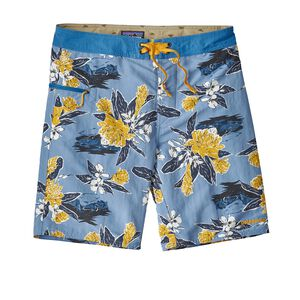 "M's Wavefarer® Boardshorts - 19"", Cleanest Line: Railroad Blue (CLER)"