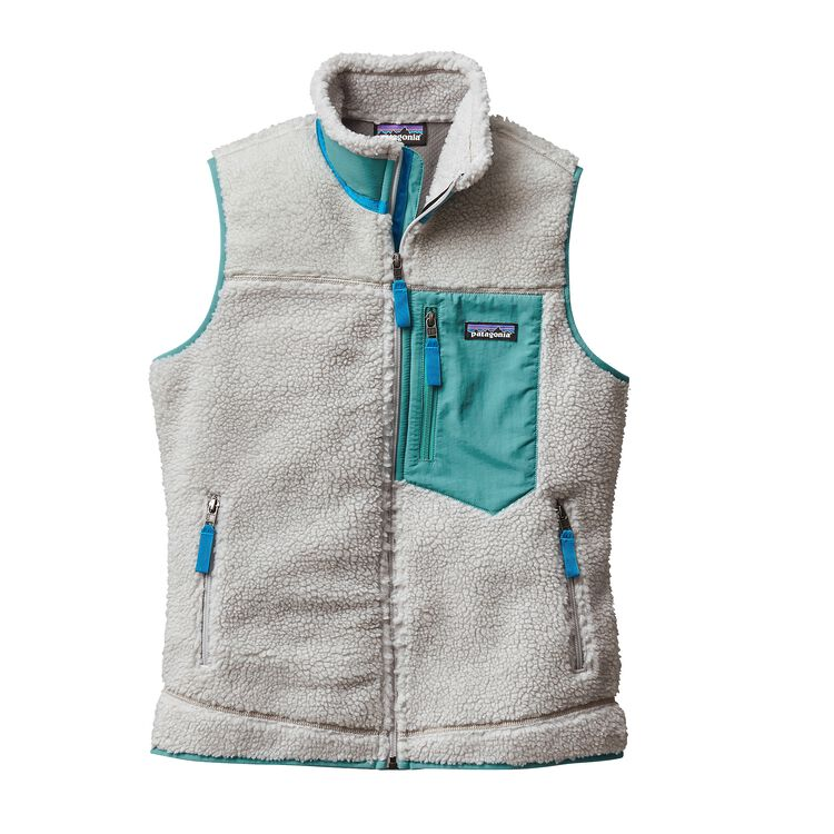 W'S CLASSIC RETRO-X VEST, Tailored Grey (TGY)