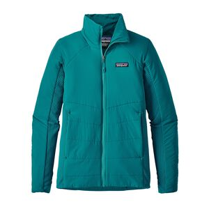 W's Nano-Air® Light Hybrid Jacket, Elwha Blue (ELWB)