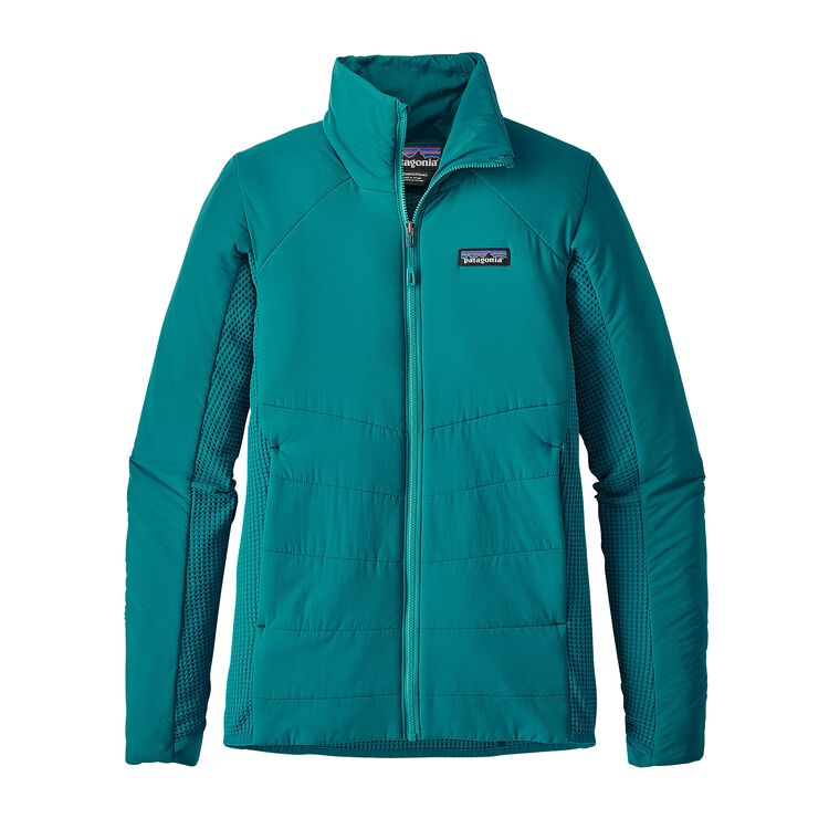 W'S NANO-AIR LIGHT HYBRID JKT, Elwha Blue (ELWB)