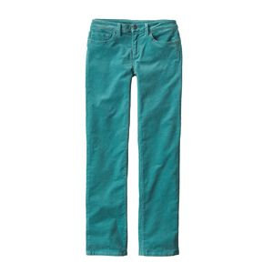 W's Corduroy Pants - Regular, Mogul Blue (MGLB)