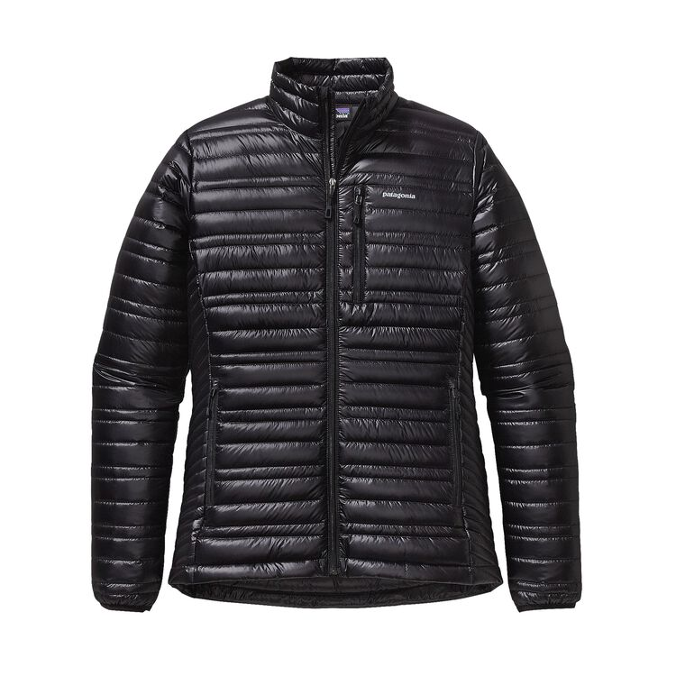 W'S ULTRALIGHT DOWN JKT, Black (BLK)