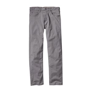 M'S STRAIGHT FIT ALL-WEAR JEANS - LONG, Feather Grey (FEA)