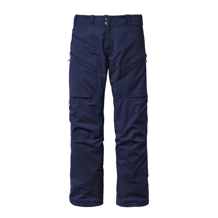 W'S REFUGITIVE PANTS, Navy Blue (NVYB)