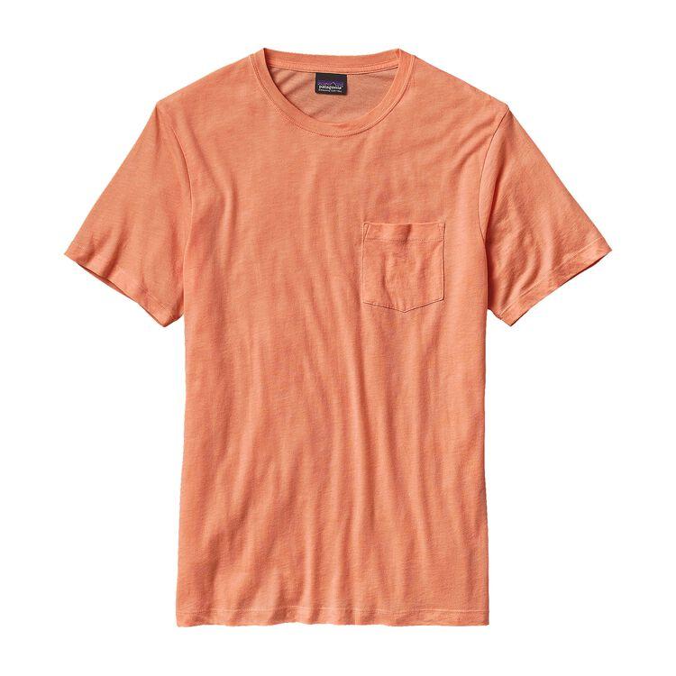 M'S DAILY TRI-BLEND TEE, Lite Cusco Orange (LCSO)