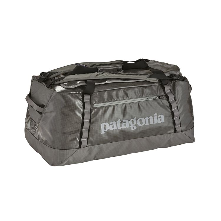 BLACK HOLE DUFFEL 90L, Hex Grey (HEXG)