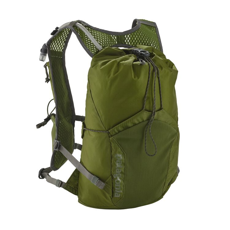 FORE RUNNER VEST 10L, Sprouted Green (SPTG)