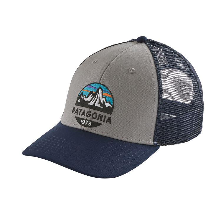 FITZ ROY SCOPE LOPRO TRUCKER HAT, Drifter Grey (DFTG)