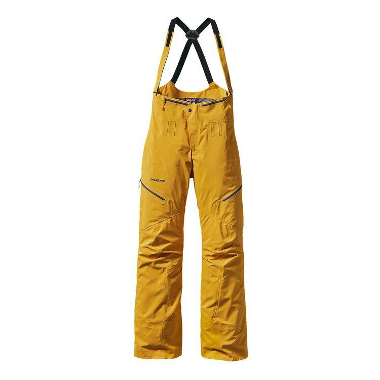ウィメンズ・パウスレイヤー・ビブ, Sulphur Yellow (SULY)