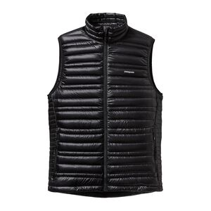M's Ultralight Down Vest, Black (BLK)