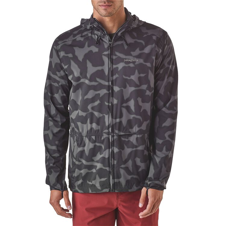 M's Stretch Terre Planing Hoody,