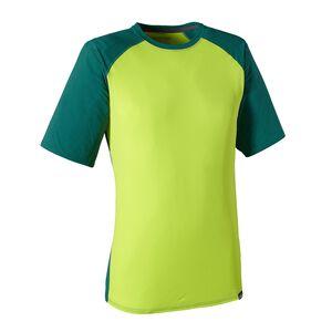 メンズ・キャプリーン・ライトウェイト・Tシャツ, Peppergrass Green (PSS)