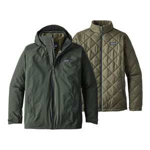 M's Windsweep 3-in-1 Jacket, Carbon (CAN)