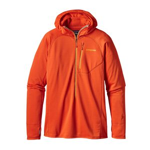 M's R1® Hoody, Campfire Orange (CMPO)