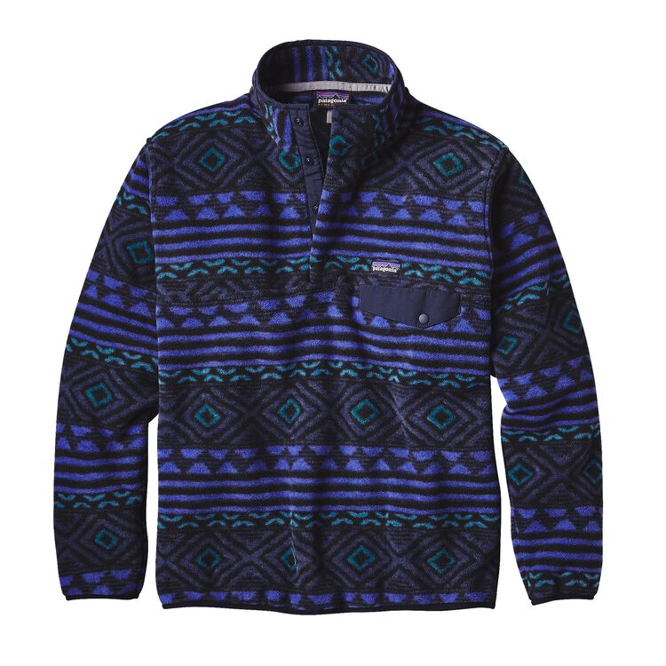 M'S SYNCH SNAP-T P/O, Saltillo: Navy Blue (SNVY)