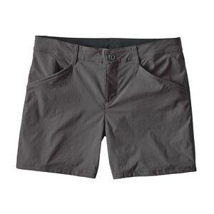 ウィメンズ・クアンダリー・ショーツ(股下13cm), Forge Grey (FGE)
