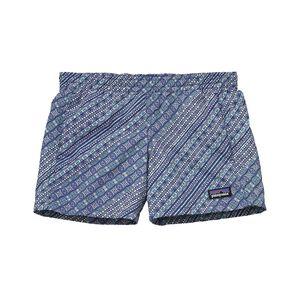 ガールズ・バギーズ・ショーツ(股下10cm), Arina Stripe: Channel Blue (ARCB)