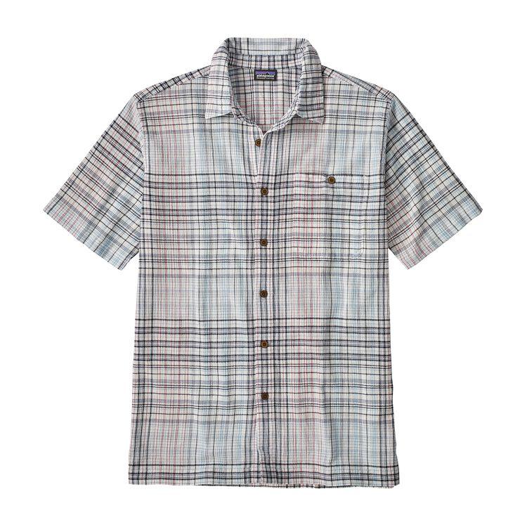 メンズ・A/Cシャツ, Sisar: Railroad Blue (SISR)
