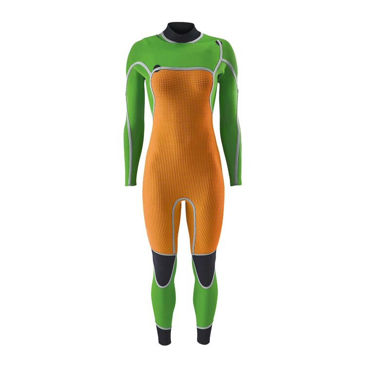 W's R3™ Yulex™ Front-Zip Full Suit,