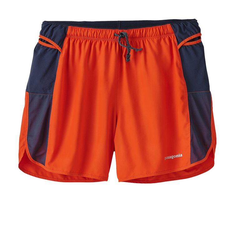 M'S STRIDER PRO SHORTS - 5 IN., Paintbrush Red (PBH)