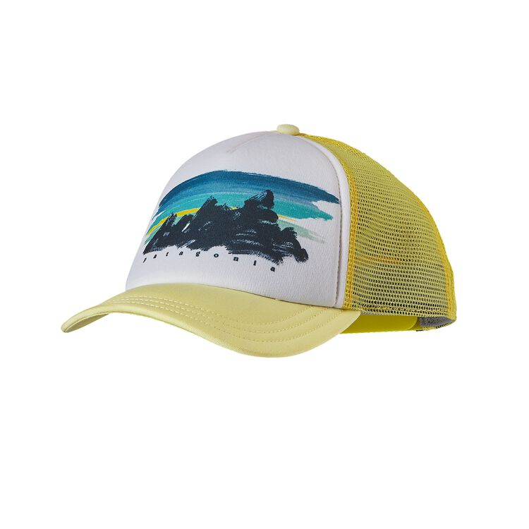 W'S PAINTED FITZ ROY INTERSTATE HAT, Lite Blazing Yellow (LBZY)