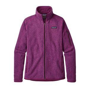 ウィメンズ・ベター・セーター・ジャケット, Ikat Purple (IKP)
